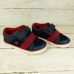 Nautica Outhaul Sneakers Size 7 Toddler